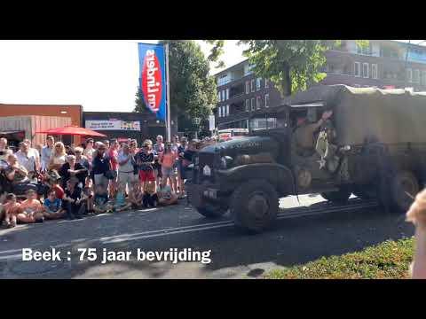 75 jaar bevrijding Beek