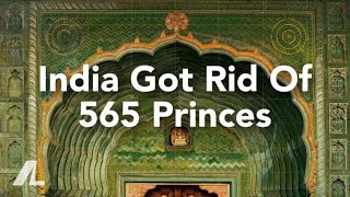 The Princely States of India