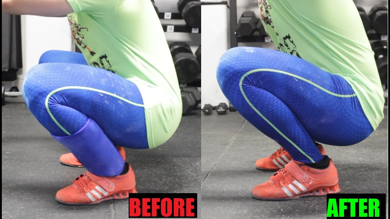 Squat Stronger Increase Ankle Dorsiflexion Mobility Youtube
