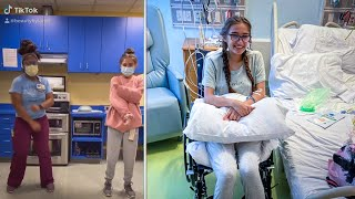 16-Year-Old Celebrates Re-Learning to Walk With TikTok Dance