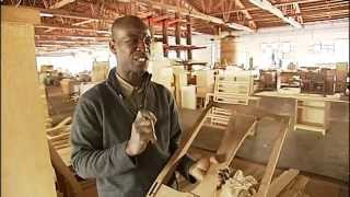 Thomas A. Johnson Talks About How Motto Of Restore, Reclaim & Recycle Goes Beyond Woodworking - Pt4