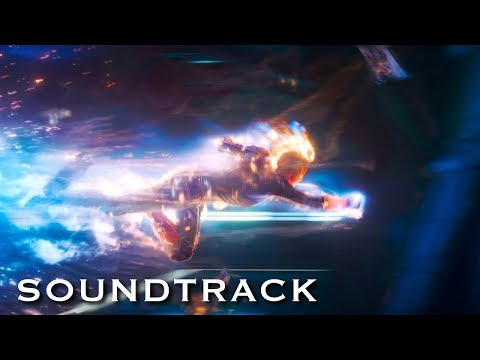 Ronan arrives - Captain Marvel Soundtrack- Pinar Toprak