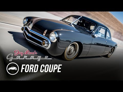 1951 Ford Coupe - Jay Leno's Garage