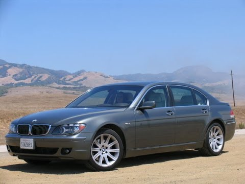 2006 BMW 750I Problems >> Bmw 750i with V8 5L engine Startup sound - YouTube