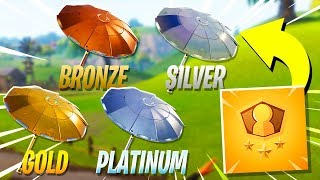 *NEW* Secret PRIZES for Competition Leaked! ( Fortnite Solo Showdown Gamemode )