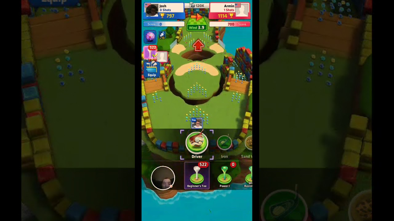 Mini Golf King - Multiplayer Game - 2019-07-30 - YouTube