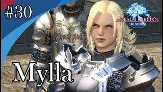Final Fantasy XIV - Playthrough (ITA) #30 - Gladiator livello 15