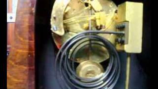 Peerless Westminster Chime Mantle Clock
