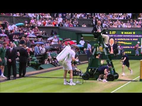 Andy Murray vs Vasek Pospisil, Wimbledon 2015 Highlights, Quater-Final