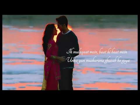 ik-mulaqaat-(lyrics)-*-dream-girl-*-ayushmann-*-nushrat-*-meet-bros.-ft.-altamash-&-palak
