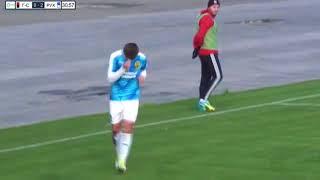 Гірник-Спорт - Рух - 0:4 (Голи матчу)