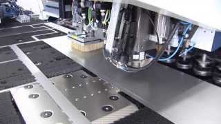 TRUMPF automation: TruMatic 7000 - Automation with the SheetMaster