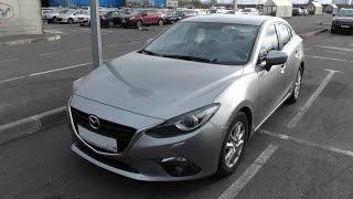 Выбираем б\у авто Mazda 3 BM (бюджет 800-850тр)