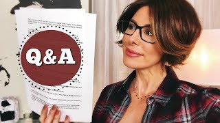 Q&A: Marriage, Perimenopause, Fillers & So Much More!