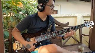 Mark Ronson - Uptown Funk (Bass Solo Cover) ft. Bruno Mars