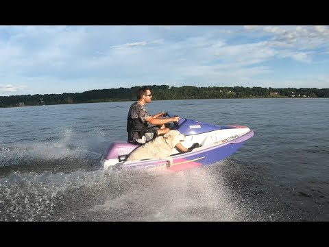 Jetski Riding