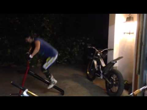 Alba Villegas - Trial Bike Pro...