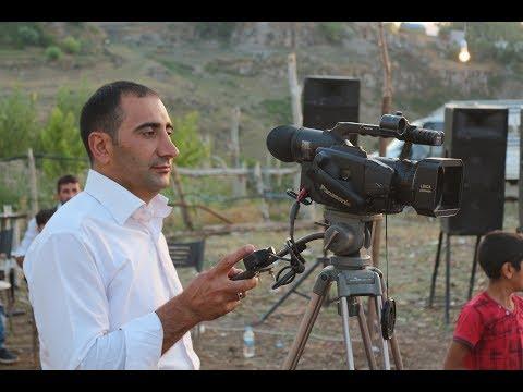 Hozan Bawer Muş Bulanık düğünü & grup roj  çerkez kamera farkıyla