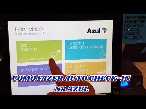 Download Youtube: Viracopos aeroporto auto check -in Azul