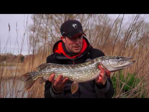***FOX RAGE TV*** Pike fishing on rivers