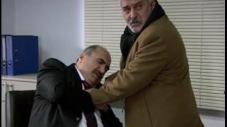الخال زازا يقتل رئيس العمال مشهد يموت ضحك من وادي الذئاب الجزء 5 الحلقة 39