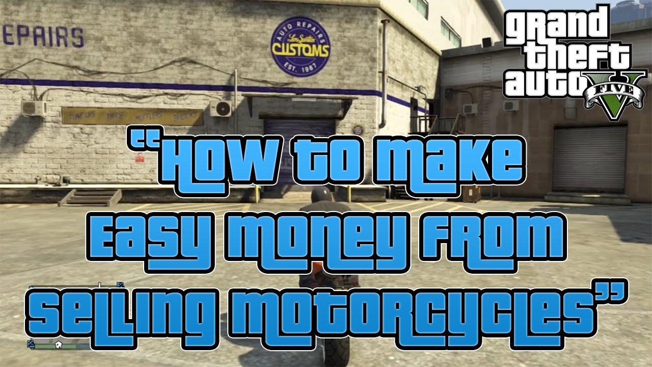 How To Earn Money Easy On Gta 5 Online