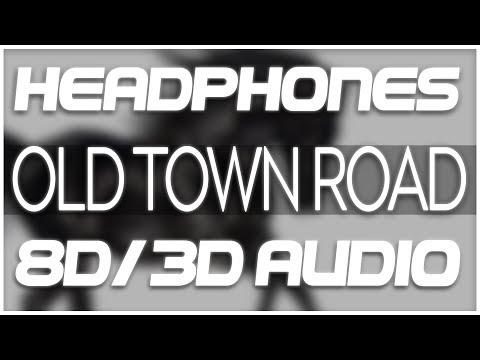 Lil Nas X - Old Town Road (8D AUDIO & 3D AUDIO) 😍🎧
