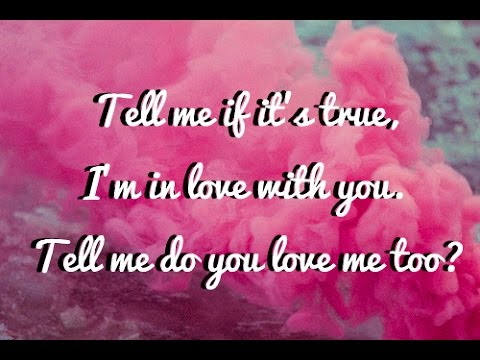 Do You Love Me Too By Tessa Violet Fe Rusty Clanton Lyric Video
