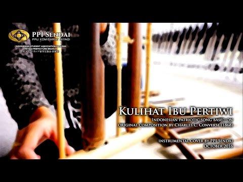 Kulihat Ibu Pertiwi (Instrumental + Angklung Soundfont Cover)