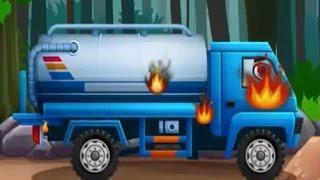 Мультик про машины - Пожарная машина мультфильм(Развивающие мультики про машинки для детей будут учить маленьких малышей, как пожарные машины спасают..., 2015-04-06T09:59:00.000Z)