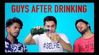 Guys After Drinking || Harsh Beniwal thumbnail