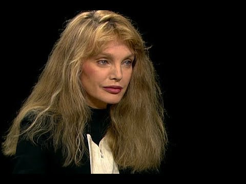 Arielle Dombasle  The Charlie Rose  13 septembre 2009