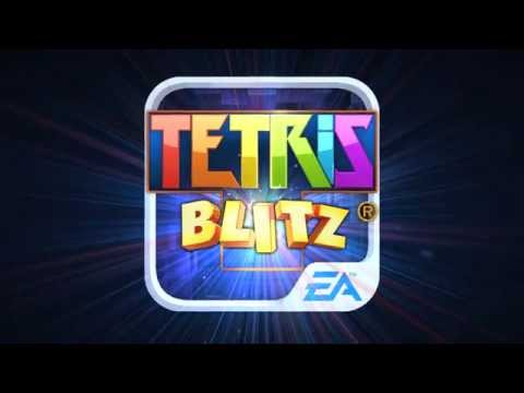 Official Tetris Blitz Trailer