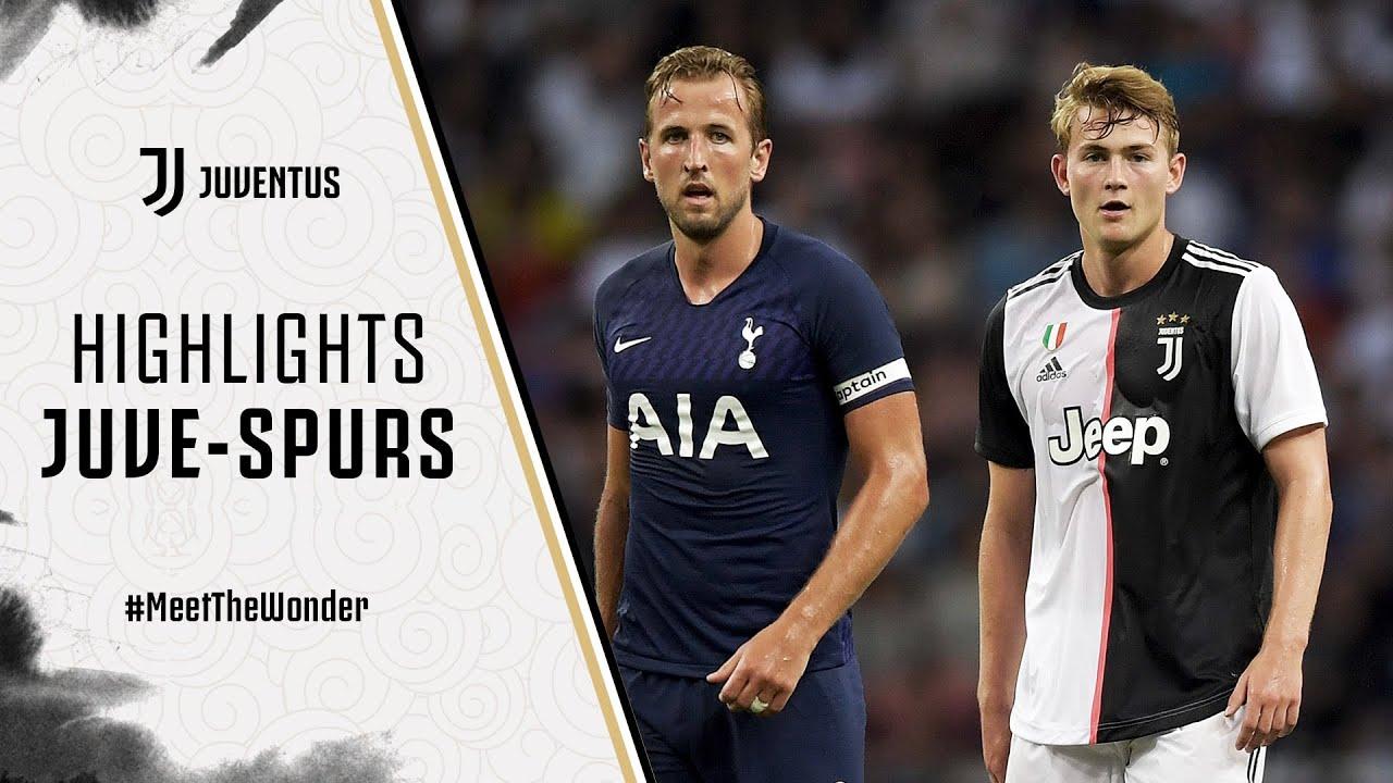 Download HIGHLIGHTS | JUVENTUS V TOTTENHAM | ICC