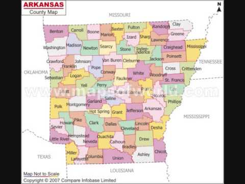 State of Arkansas - Lee Hayes (Almanac Singers)