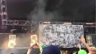 FLOSSTRADAMUS @ ULTRA MUSIC FESTIVAL 2013 WK1 DAY 3