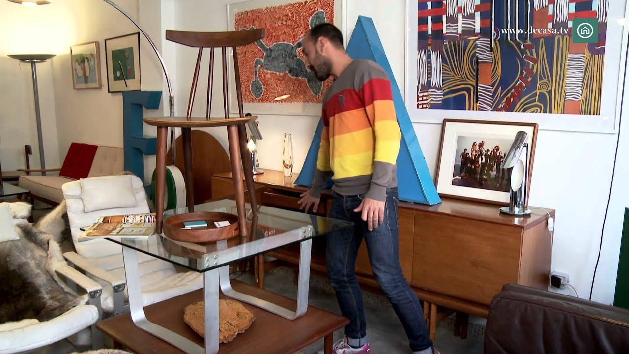 singulartmob (muebles vintage) | diseño de autor - youtube - Muebles De Diseno Vintage