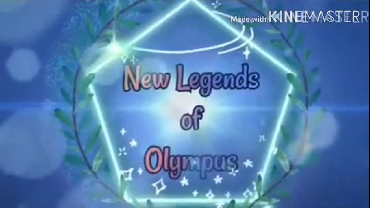 Download {New legends of Olympus}•Episode 6•