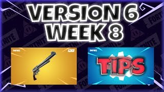 V.6.30 TIPS & HINTS ~ Weekly Loot Reset - FORTNITE StW: | PvE