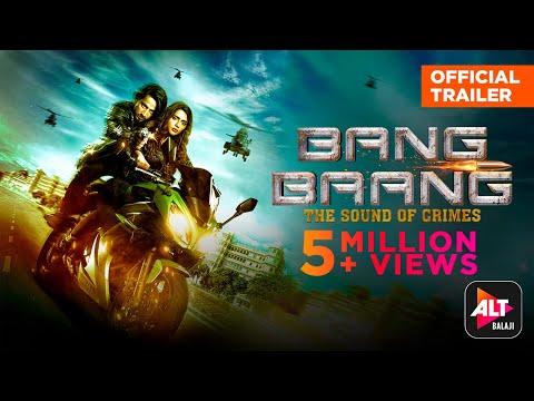 Bang Baang | Official Trailer | Starring Faisu, Ruhi Singh | Streaming 25th Jan | ALTBalaji