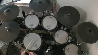 Listen To The Music - The Doobie Brothers (Drum Cover) drumless track used