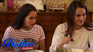 Winston BIT Brie?! - Total Bellas Exclusive