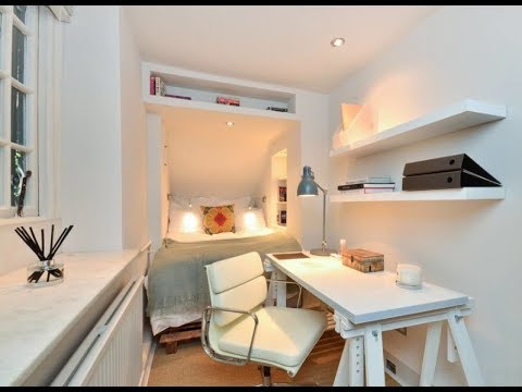 Top 40 Smart Storage Design Ideas For Small Bedroom Tour 2018 Bed Box Under Stairs Room Cabinet Youtube