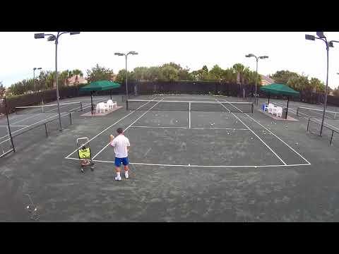 Tennis Self Practice