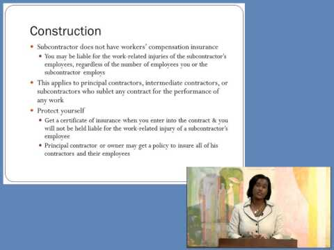NC Industrial Commission Employer Education (English)