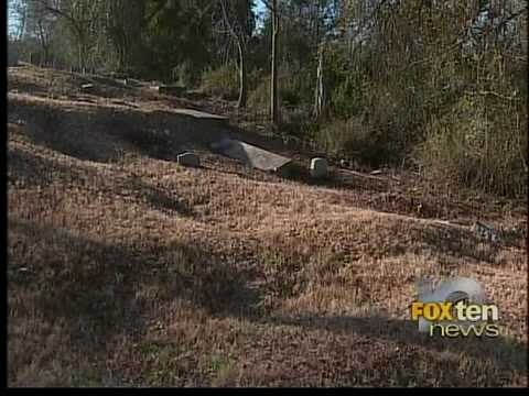 Graves of former slaves rediscovered in Mobile, Ala.