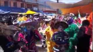 Inicio Carnaval Tenango de Doria 2014