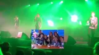 """Ketz """" wie wordt junior 2013 """" optreden Weerdse Bierfeesten"""