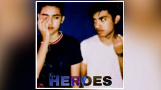 Gambar cover LIl BRAY - HEROES ft. LIlZ