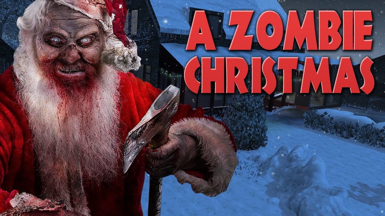 37: A ZOMBIE CHRISTMAS STORY ☆ Call of Duty Zombies Mod (Zombie ...
